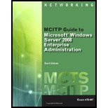 Download MCITP Guide to Microsoft Windows Server 2008, Enterprise Administration (11) by [Paperback (2010)]