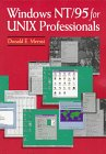 Download Windows NT/95 for UNIX Professionals