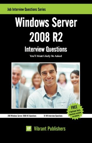 Download Windows Server 2008 R2 Interview Questions You'll Most Likely Be Asked