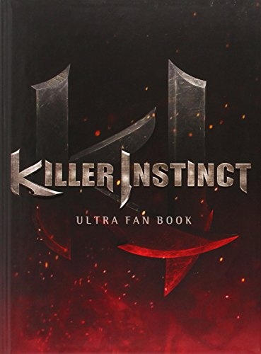 Download Killer Instinct: Ultra Fan Book