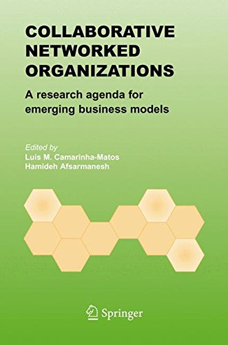 Download Collaborative Networked Organizations: A research agenda for emerging business models