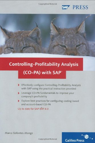 Download Controlling-Profitability Analysis (CO-PA) with SAP