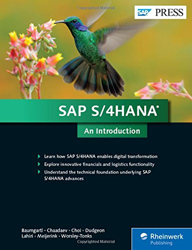 Download SAP S/4HANA: An Introduction (SAP PRESS)