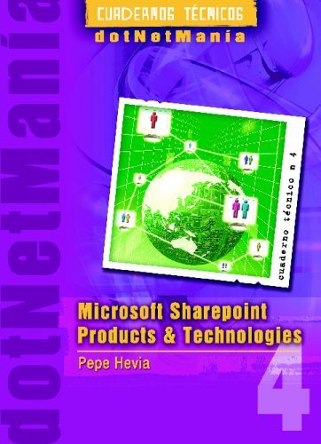 Download Microsoft Sharepoint Products & Technologies (Spanish Edition)
