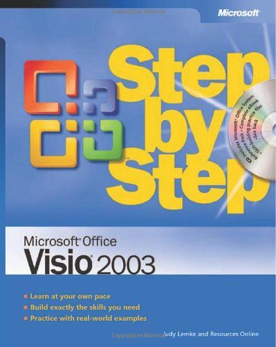 Download Microsoft Office Visio 2003 Step by Step