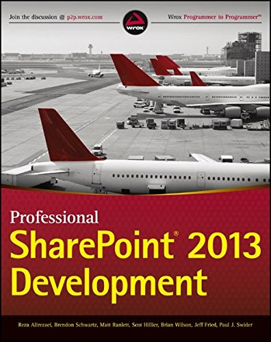 Download Professional SharePoint 2013 Development