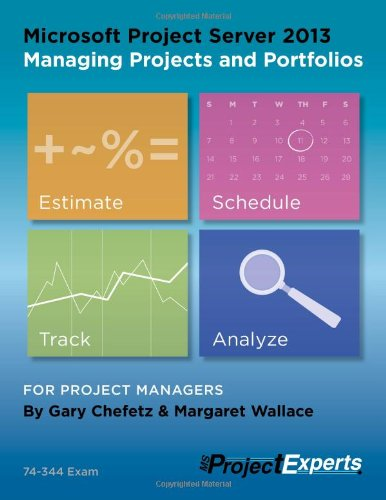 Download Microsoft Project Server 2013 Managing Projects and Portfolios
