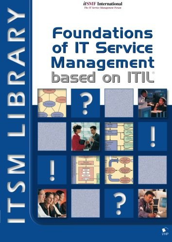 Download Foundations of IT Service Management: based on ITIL (English version)