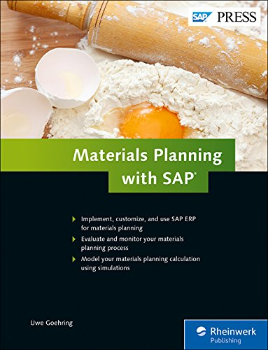 Download Materials Planning with SAP ERP (SAP MRP) (SAP PRESS)