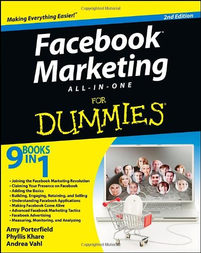 Download Facebook Marketing All-in-One For Dummies