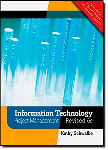 Download Information Technology Project Management, Revised (with Premium Online Content Printed Access Card)