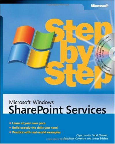 Download Microsoft Windows SharePoint Services Step by Step (Step By Step (Microsoft))