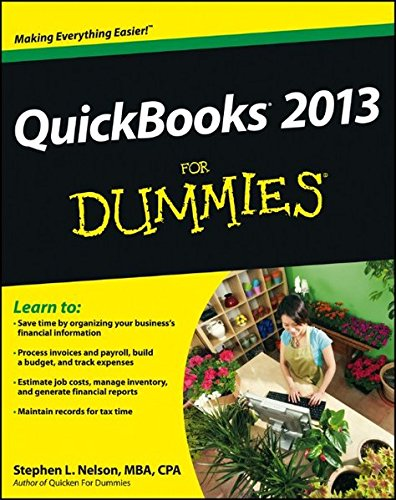 Download QuickBooks 2013 For Dummies