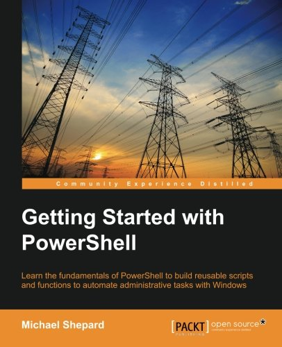 Download Getting Started with PowerShell