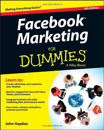 Download Facebook Marketing For Dummies