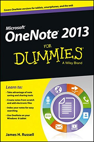 Download OneNote 2013 For Dummies