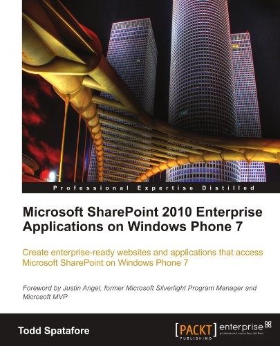 Download Microsoft SharePoint 2010 Enterprise Applications on Windows Phone 7