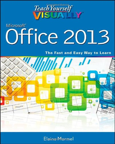 Download Teach Yourself VISUALLY Office 2013