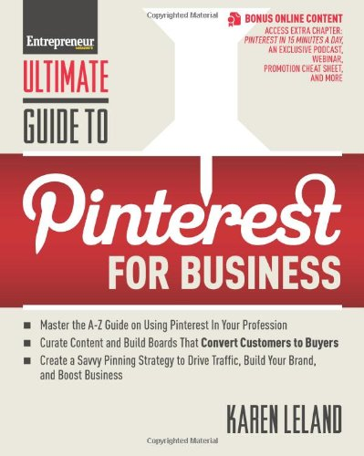Download Ultimate Guide to Pinterest for Business (Ultimate Series)