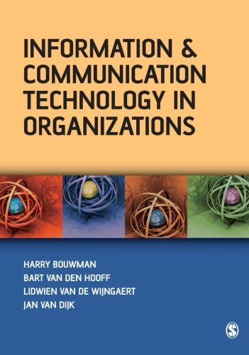 Download Information and Communication Technology in Organizations: Adoption, Implementation, Use and Effects