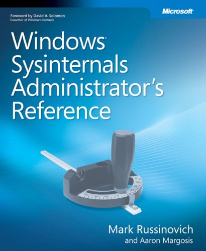 Download Windows Sysinternals Administrator's Reference