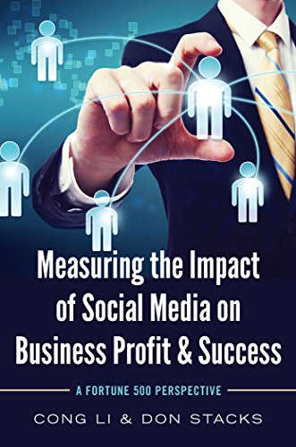 Download Measuring the Impact of Social Media on Business Profit & Success: A Fortune 500 Perspective