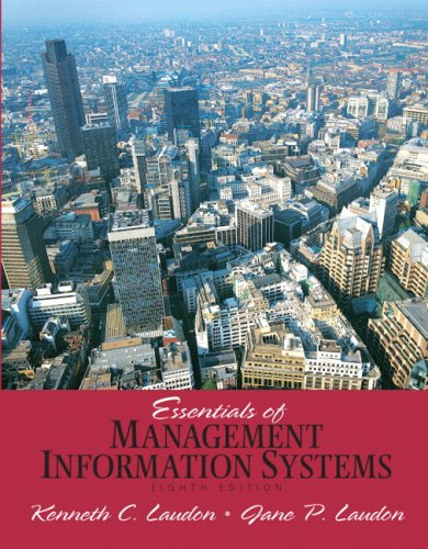 Download Essentials of Management Information Systems (8th Edition)