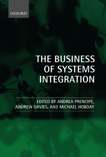 Download The Business of Systems Integration