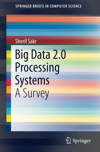 Download Big Data 2.0 Processing Systems: A Survey (SpringerBriefs in Computer Science)
