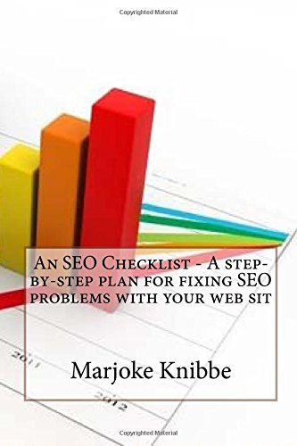 Download An SEO Checklist - A step-by-step plan for fixing SEO problems with your web sit
