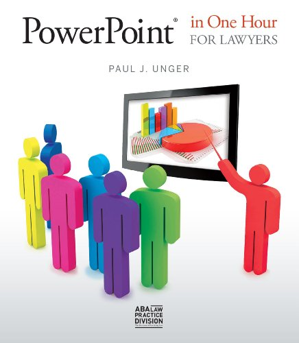 Download PowerPoint® in One Hour for Lawyers