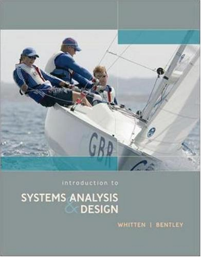 Download Introduction to Systems Analysis & Design