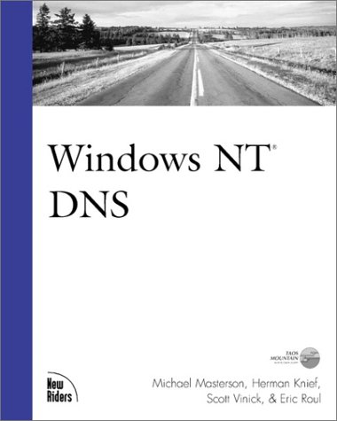 Download Windows NT DNS (New Rider's Professional Series)