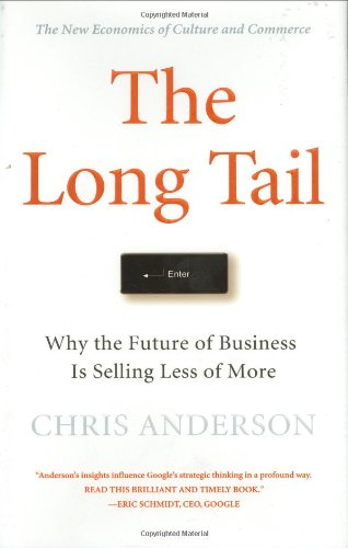 Download The Long Tail: Why the Future of Business is Selling Less of More