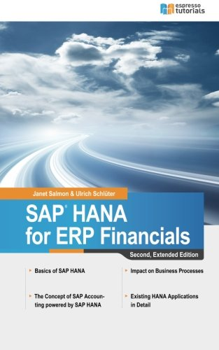 Download SAP HANA for ERP Financials 2nd Edition