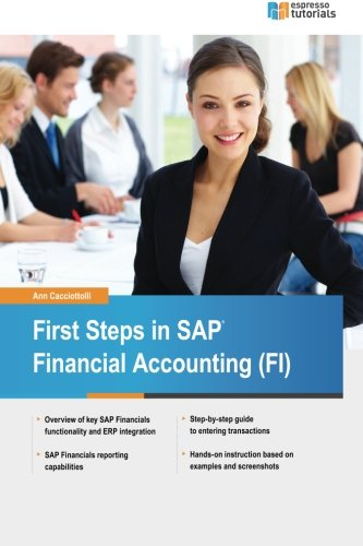 Download First Steps in SAP Financial Accounting (FI)