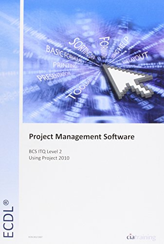 Download ECDL Project Planning Using Microsoft Project 2010 (BCS ITQ Level 2)