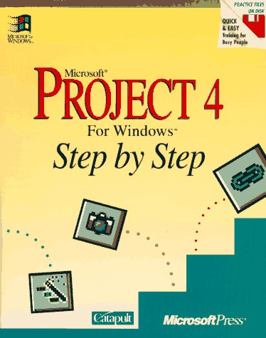 Download Microsoft Project 4 for Windows Step by Step