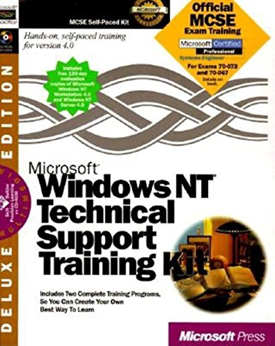 Download Microsoft Windows NT 4.0 Training Kit