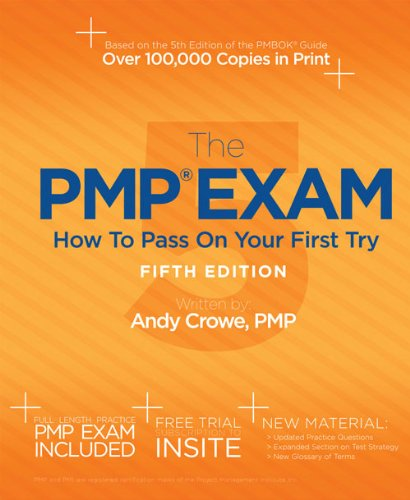 Download The PMP Exam: How to Pass on Your First Try, Fifth Edition