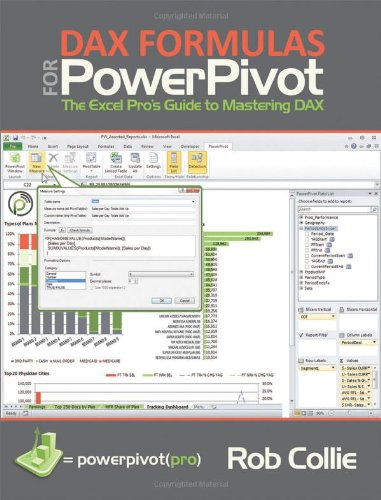 Download DAX Formulas for PowerPivot: A Simple Guide to the Excel Revolution
