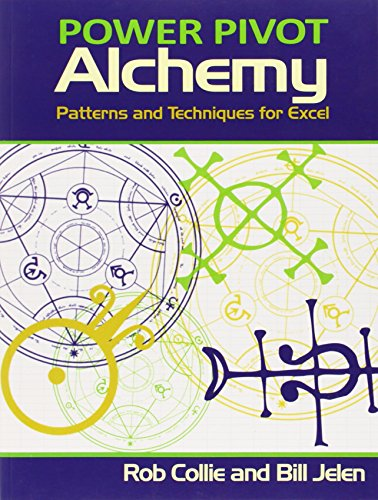 Download PowerPivot Alchemy: Patterns and Techniques for Excel