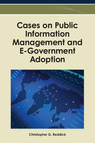 Download Cases on Public Information Management and E-Government Adoption