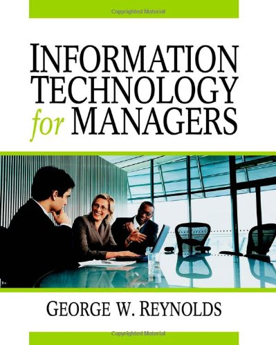 Download Information Technology for Managers