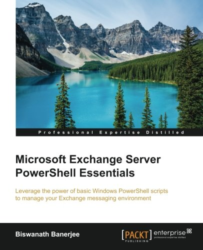 Download Microsoft Exchange Server PowerShell Essentials