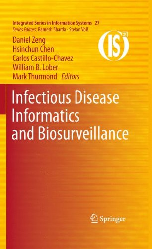Download Infectious Disease Informatics and Biosurveillance (Integrated Series in Information Systems)