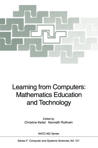 Download Learning from Computers: Mathematics Education and Technology (Nato ASI Subseries F:)