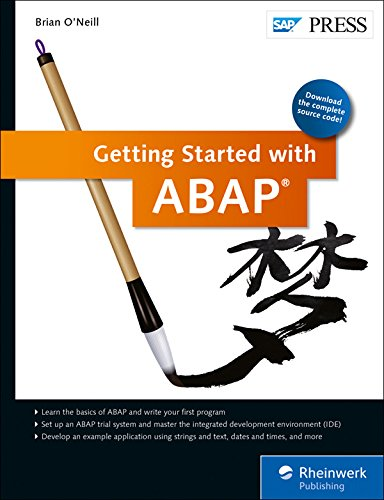 Download ABAP: An Introduction and Beginner's Guide to SAP ABAP (SAP PRESS)