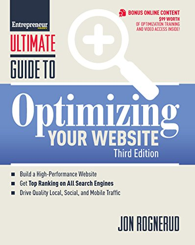 Download Ultimate Guide to Optimizing Your Website (Ultimate Series)