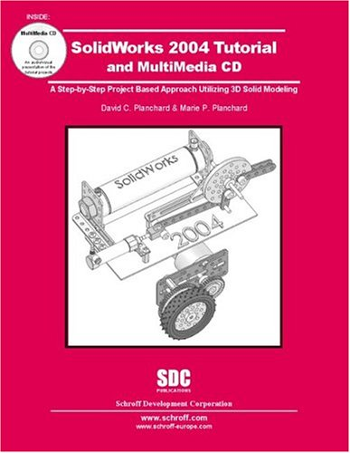 Download SolidWorks 2004 Tutorial and MultiMedia CD